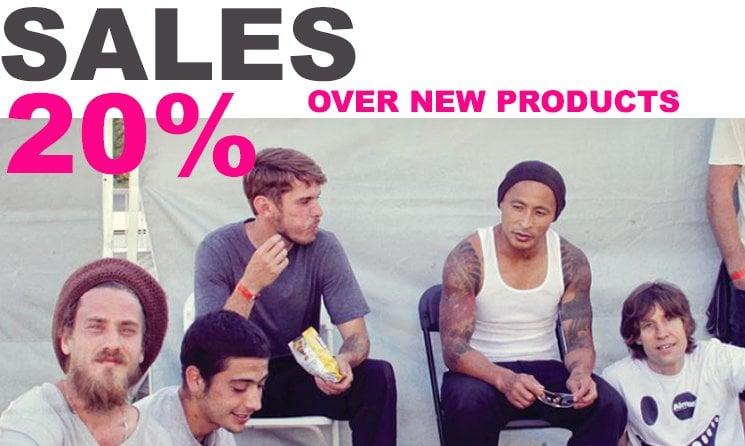 Sales summer 2018