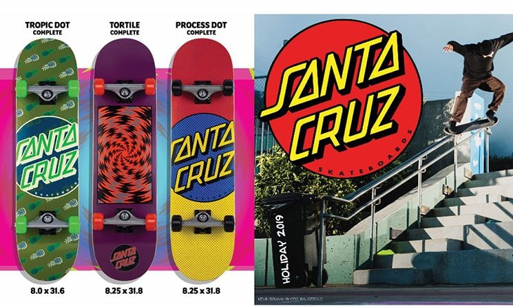Santa Cruz Skateboards Shop