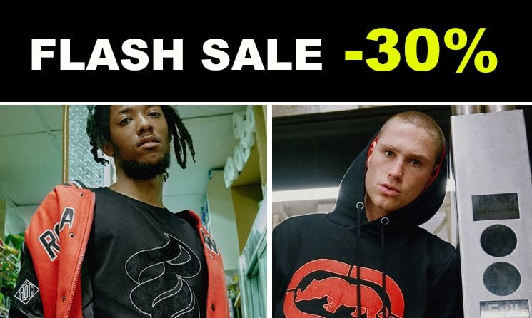 Ecko and Rocawear Clothing