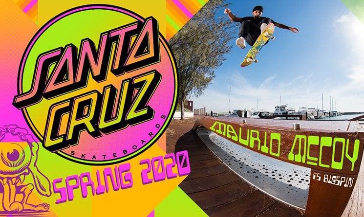 Santa Cruz Skateboard 2020