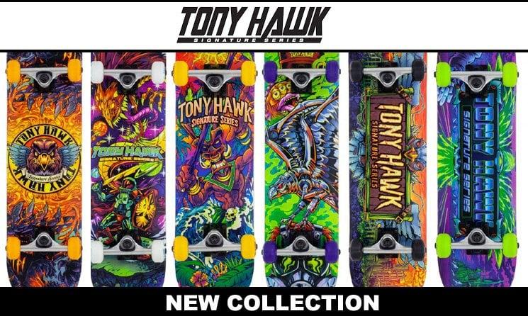 Tony hawk signatures shop