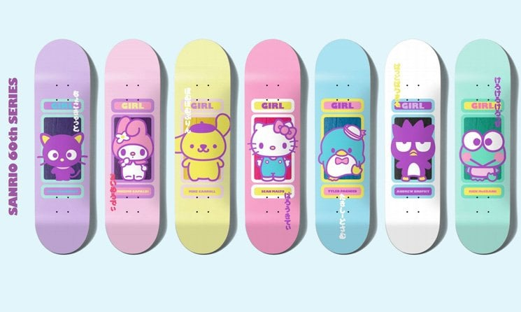 Girl Skateboards Shop