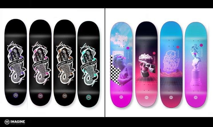 Imagine Skateboard Shop