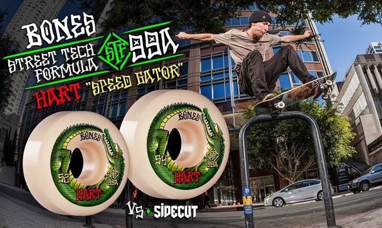 Bones Wheels Skateboards