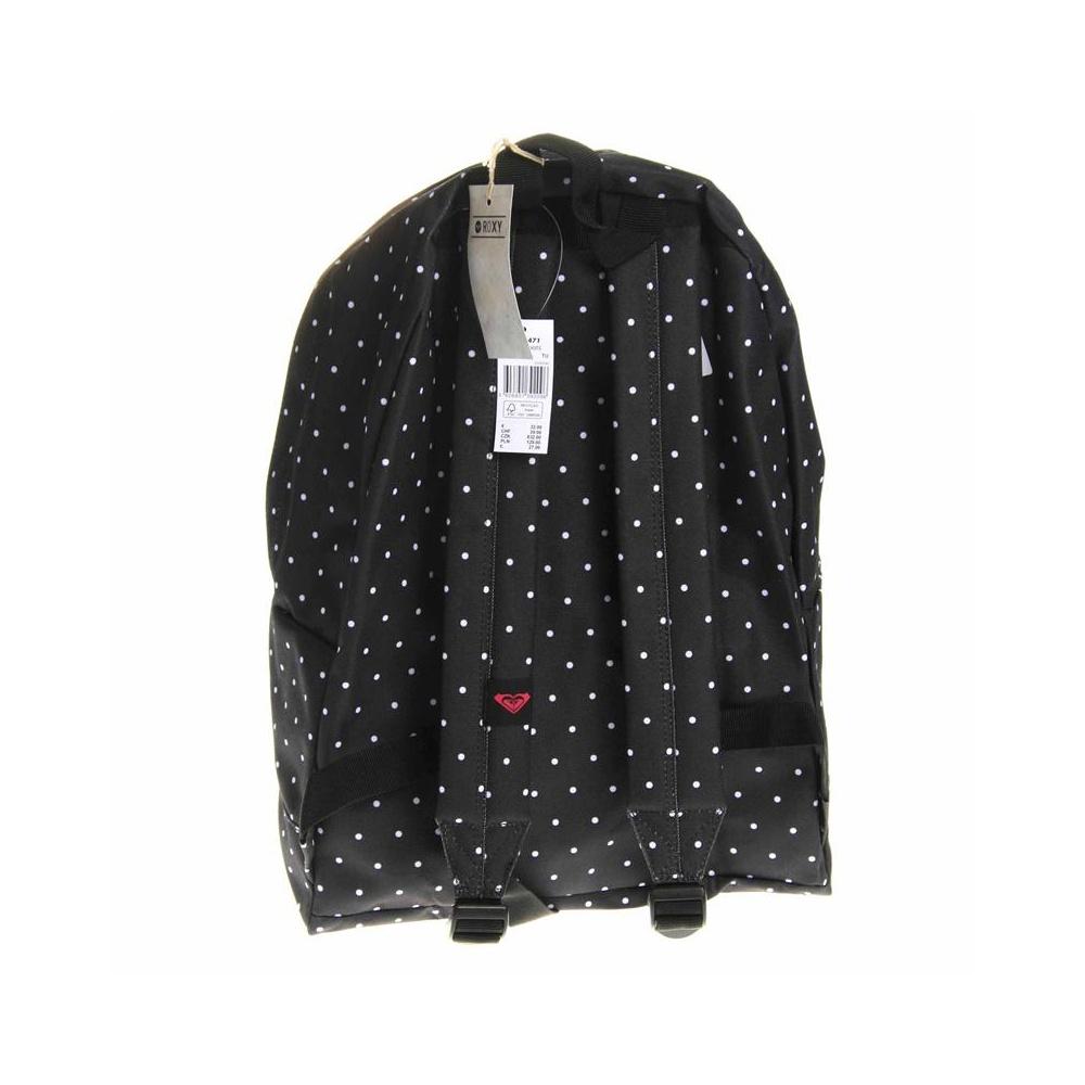 763159fec0 Mochila Roxy: Sugar Baby Plain X3 BK   Comprar online   Fillow ...