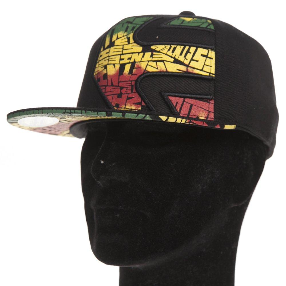 Cappello Etnies  Chebby 210 Flexfit BK ... 204e3299306c