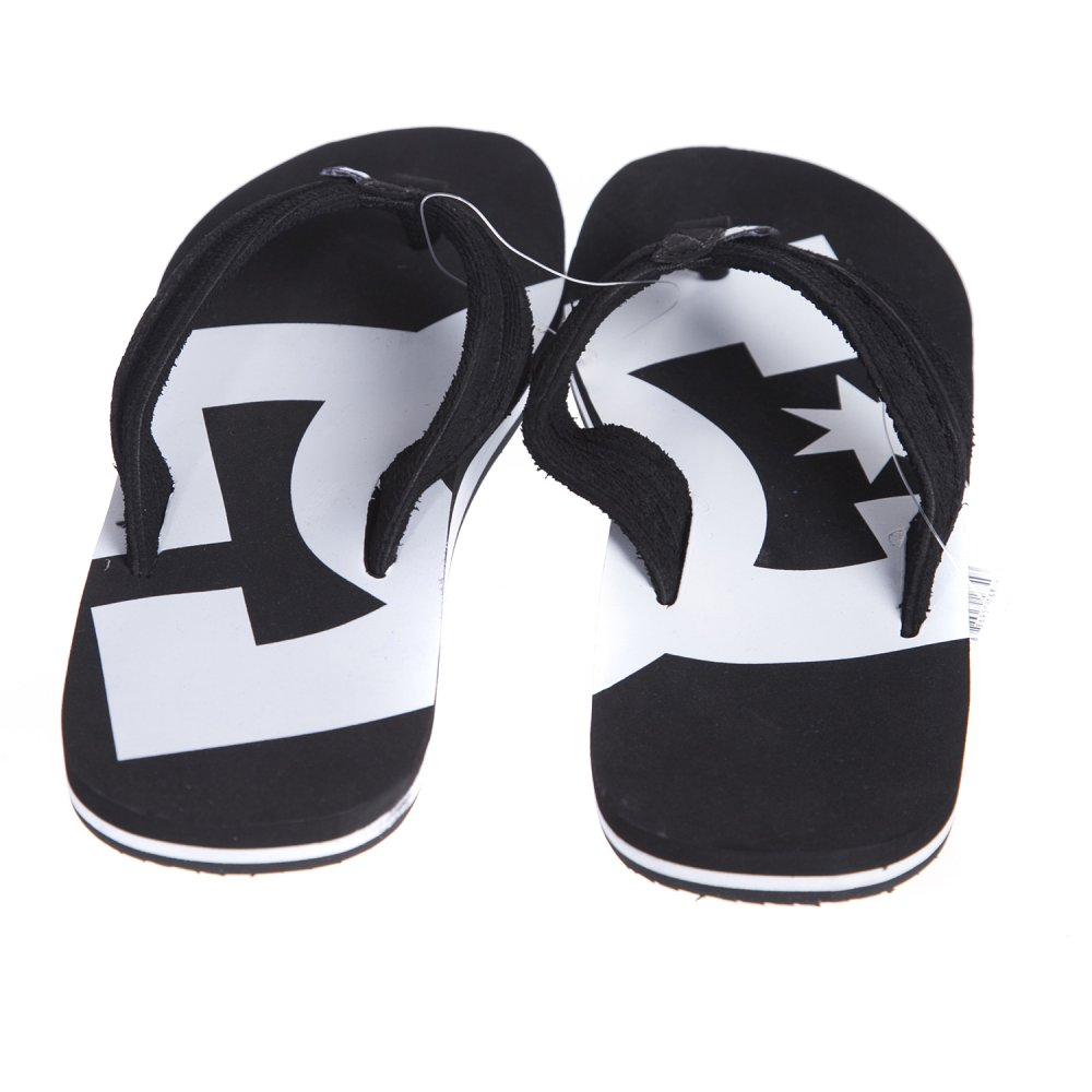 vendite all'ingrosso vendita economica Vendita scontata 2019 Infradito DC Shoes: Central Sandal BK/WH | Acquista Online ...