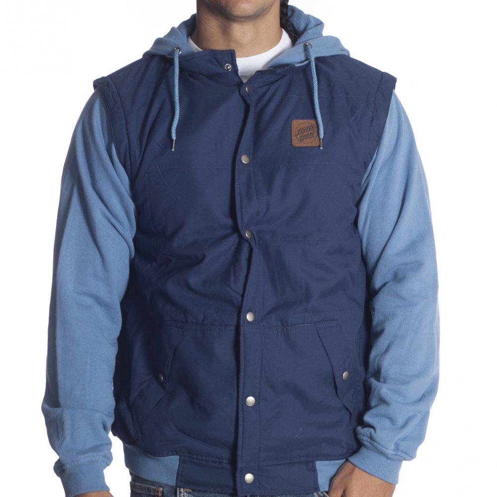 new style ef929 11ffd Giacchetta Santa Cruz: Hood Utility NV/BL | Acquista Online ...