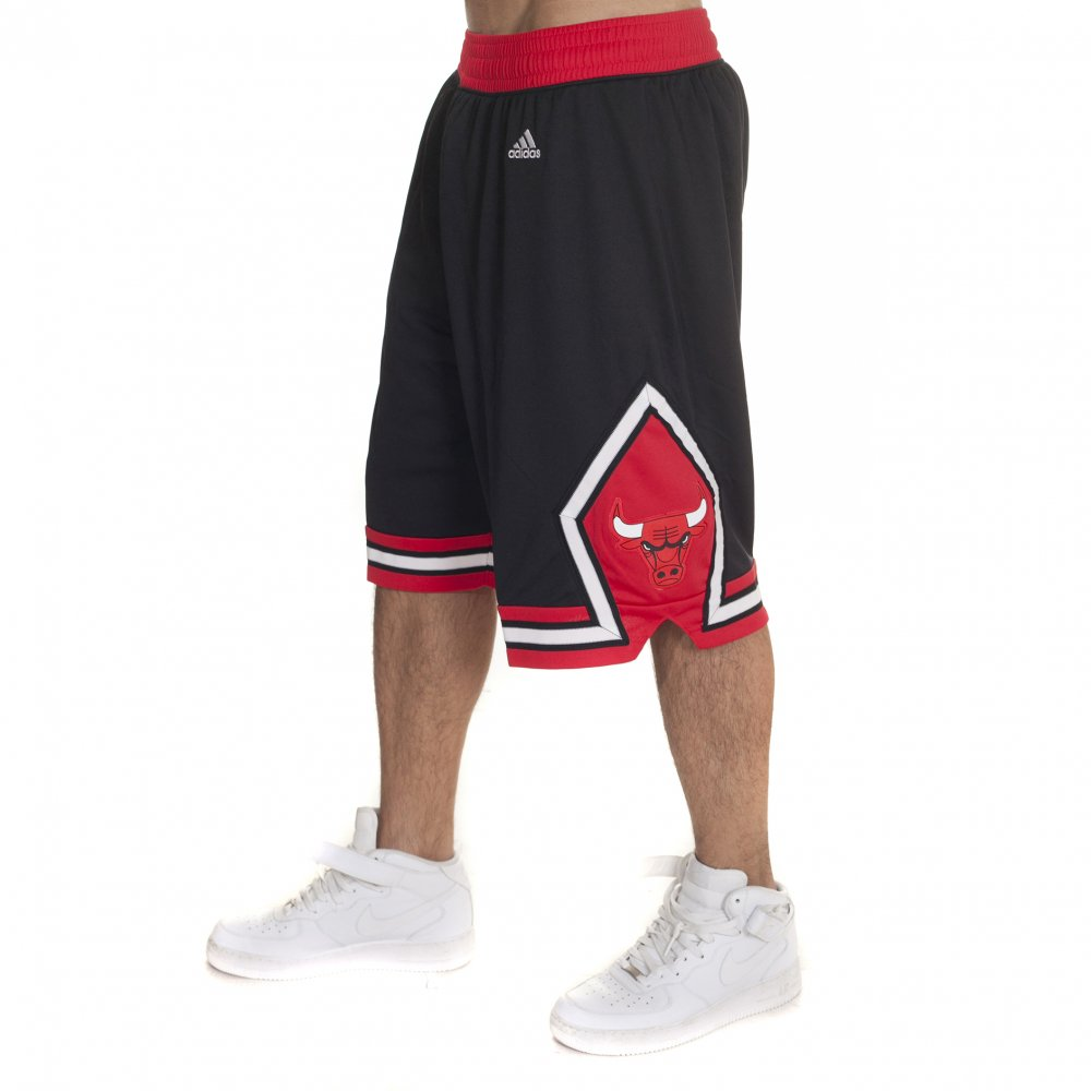 Bulls Adidas Shorts Online Bk Nba Acquista Swingman Short UxxIfr