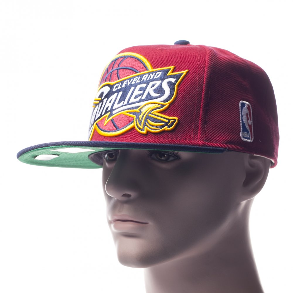 nuovi prodotti per Sneakers 2018 stile attraente Cappello Mitchell & Ness: NJ16Z Cleveland Cavaliers GT