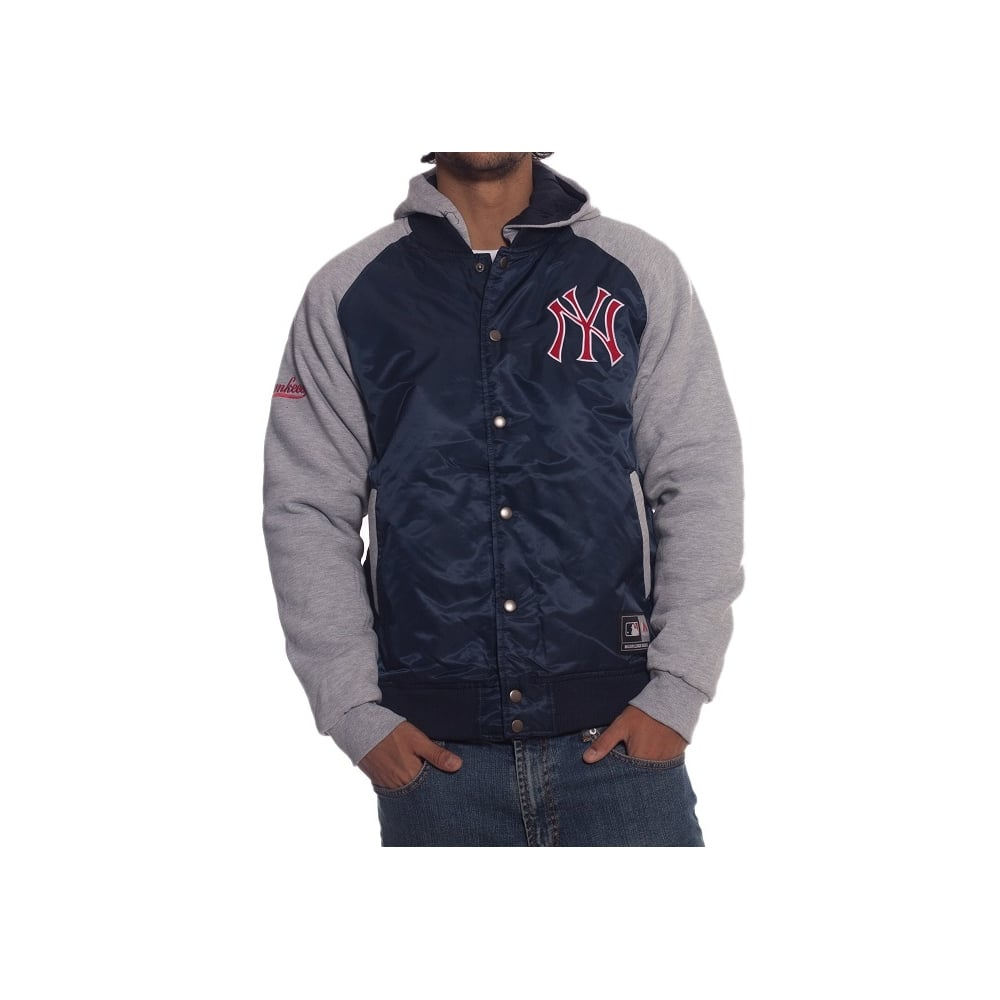 new product b69c7 ceaf6 Giacca MLB Majestic: New York Yankees NV | Acquista Online ...