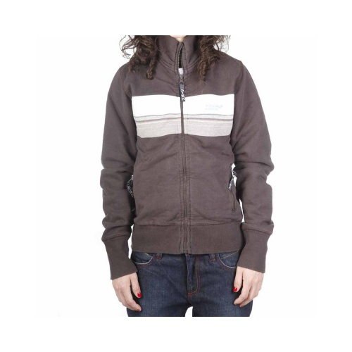 Felpa Donna Superdry: Chestband GR, XS/8