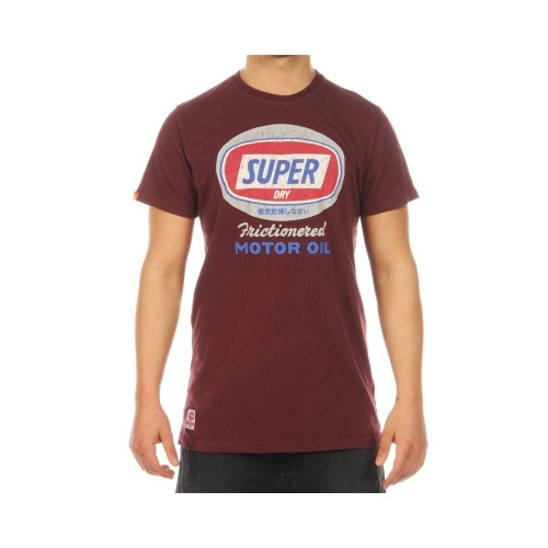 T-Shirt Superdry: Friction Cracked Classic GT, S