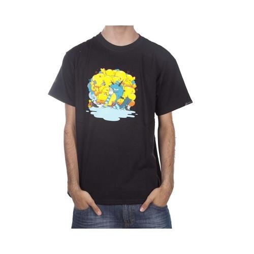 T-Shirt Radical Culture: Spok&Nano BK, S