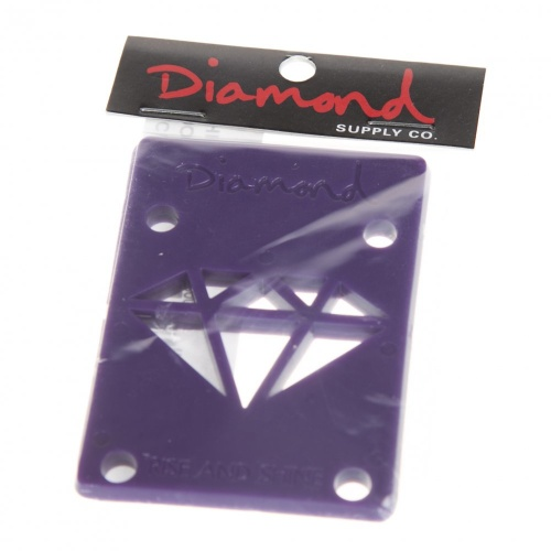 Pads Diamond: Rise & Shine Risers Purple