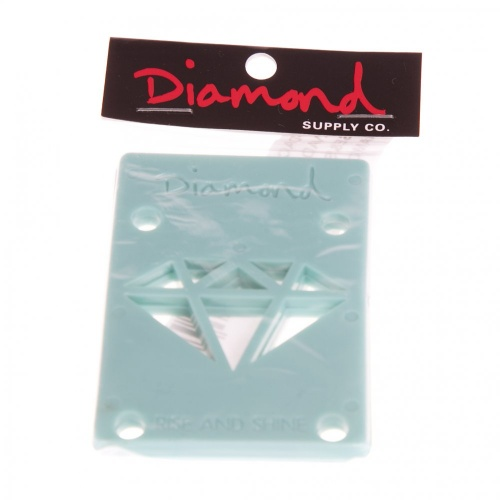 Pads Diamond: Rise & Shine Risers Blue