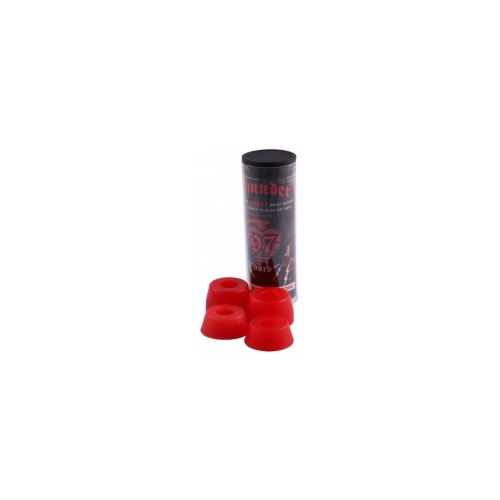 Bushings Thunder Trucks: Tube Red 97DU