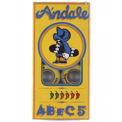 Cuscinetti Andale: Abec 5