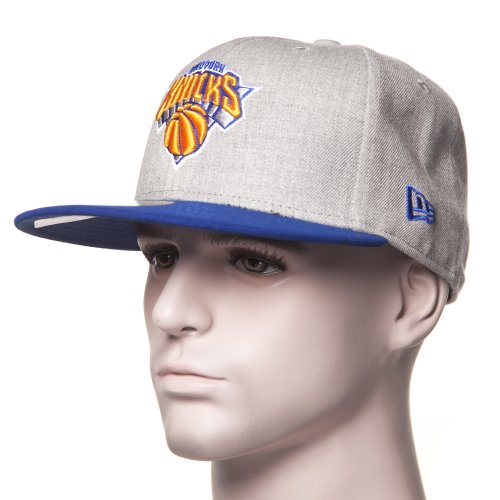 Cappello New Era: 59Fifty Heather Pop New York Kniks GR/BL