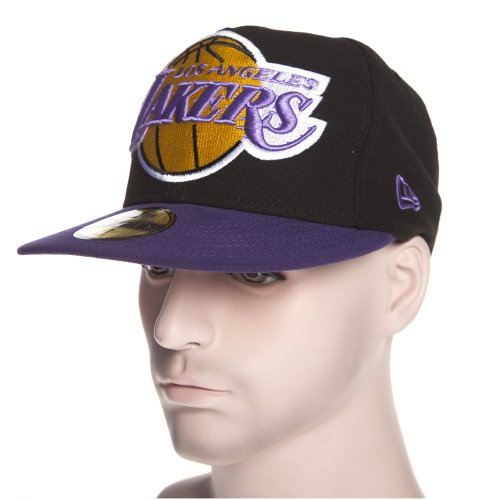 Cappello New Era: Mighty 2 Tone Los Angeles Lakers BK/PP