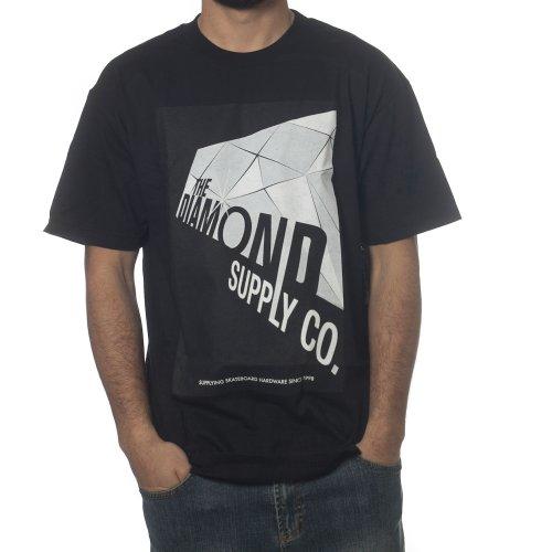 T-Shirt Diamond: Perspective BK