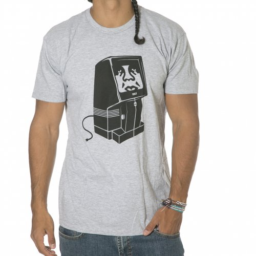 T-Shirt Obey: Obey Unplugged GR