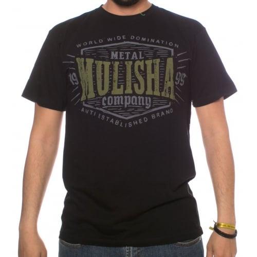 T-Shirt Metal Mulisha: Carve Premium BK