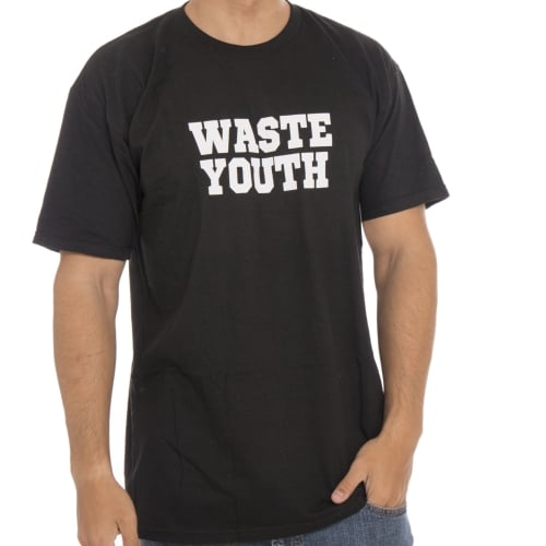T-Shirt Obey: Waste Youth BK