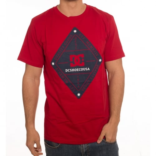 T-Shirt DC Shoes: Long Days SS RD