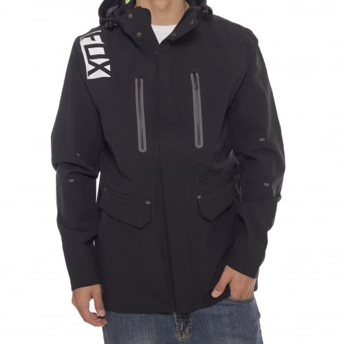 Giacca Fox Racing: Flexair Jacket BK