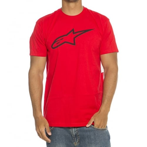 T-Shirt Alpinestars: Angeless Classic Tee RD