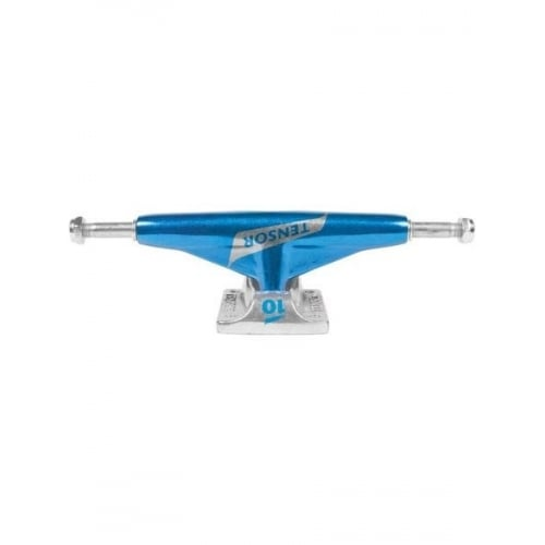 Trucks Tensor: Alum Lo TENs Flick  Royal/Raw 5.25
