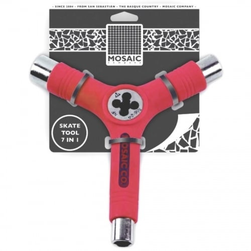Tool Mosaic Company: Y Tool Red