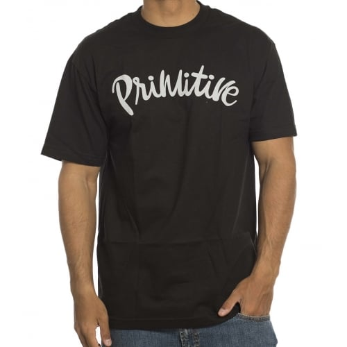 T-Shirt Primitive: Camiseta Dusty BK