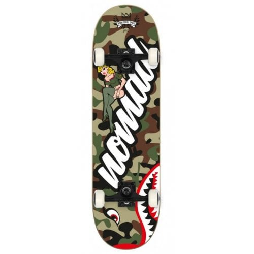 Skate Completo Nomad: Pin Up Green 8.25