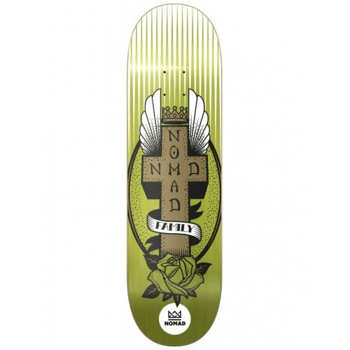 Tavola Nomad: Lords Lime Deck NMD3 8.0