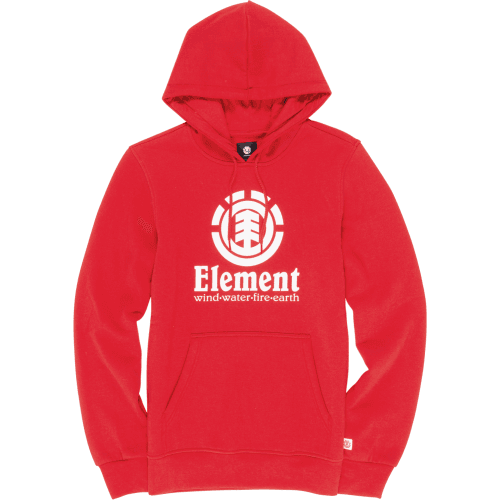 Felpa Element: Fire Red Vertical HO RD