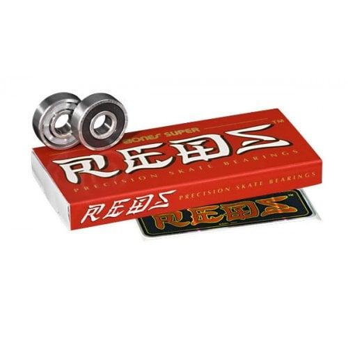 Cuscinetti Bones: Super Reds