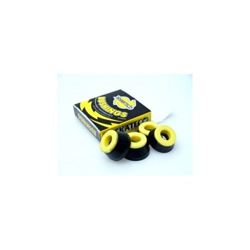 Bushings BDSkateCO: DCore Black/Yellow 90A