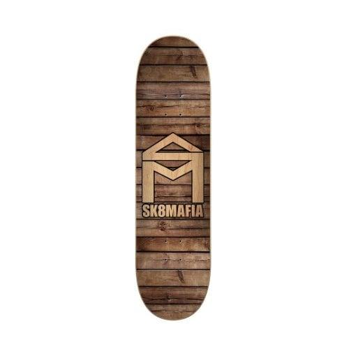 Tavola Sk8Mafia: House Logo Wood 8.25