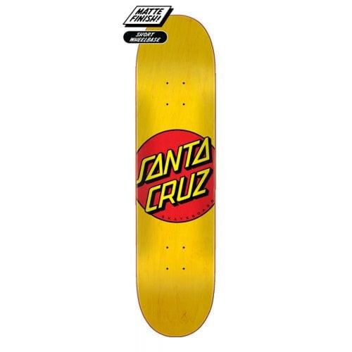 Tavola Santa Cruz Skateboards: Classic Dot 7.75x31.61