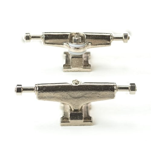 Attacchi Fingerboards Bollie: Silver