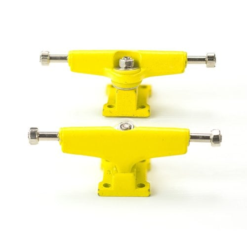 Attacchi Fingerboards Bollie: Color Line Yellow
