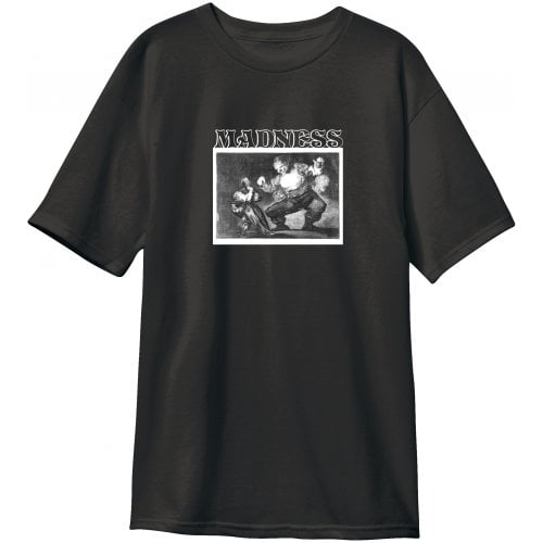 T-Shirt Madness: Disturbed Premium S/S Tee Vintage Black