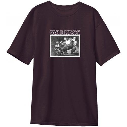 T-Shirt Madness: Disturbed Premium S/S Tee Wine