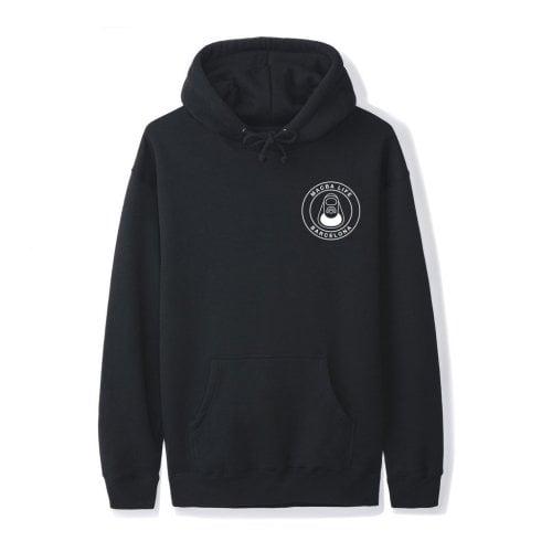 Felpa  Macba Life: OG Logo Hoodie BK