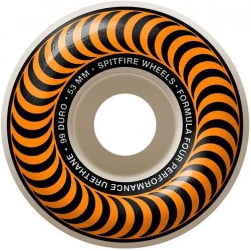 Ruote Spitfire: F4 99 Classic Orange (53mm)