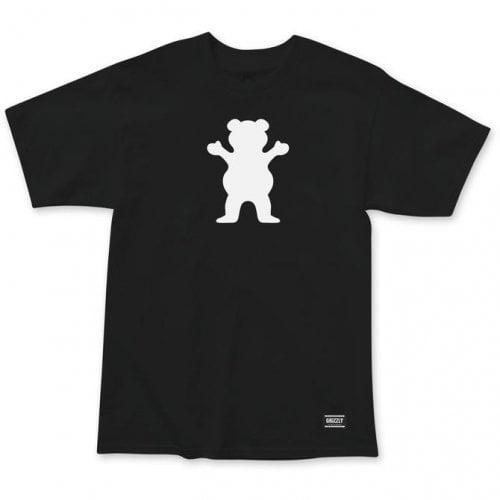 T-Shirt Grizzly: OG Bear SS Tee BK