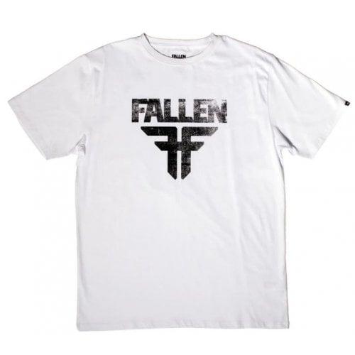 T-Shirt Fallen: Insignia White
