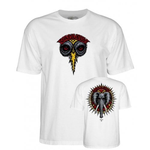 T-Shirt Powell Peralta: Mike Vallely Elephant WH